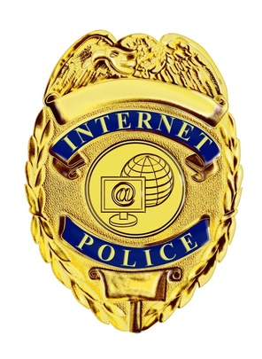 Internet police want to crack down on illegal file sharers.